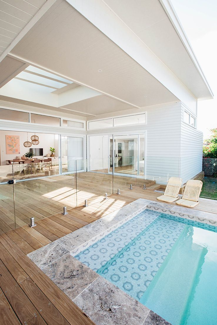 Pool In The Garden Garten Garten Pinterest Chandlerjocleve Chandlercleveland Chandlercleveland Chandlerjocleve In 2020 Dream House Swimming Pool Tiles New Homes