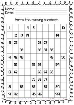Kindergarten Worksheets Counting To 100 Worksheetfun Free Printable Works Kindergarten Math Worksheets Free Kindergarten Worksheets Kindergarten Worksheets