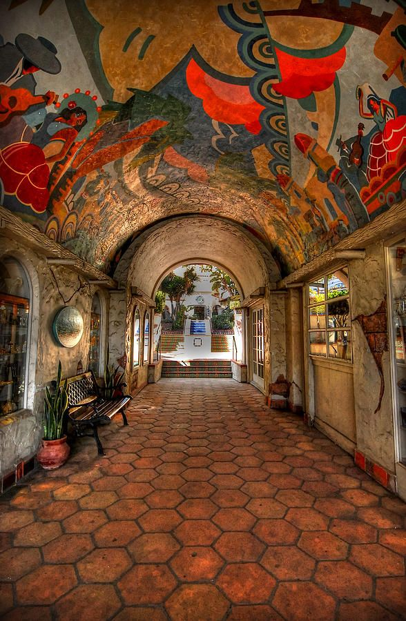 Archway By Craig Incardone Catalina Island Archway Beautiful Places To Visit