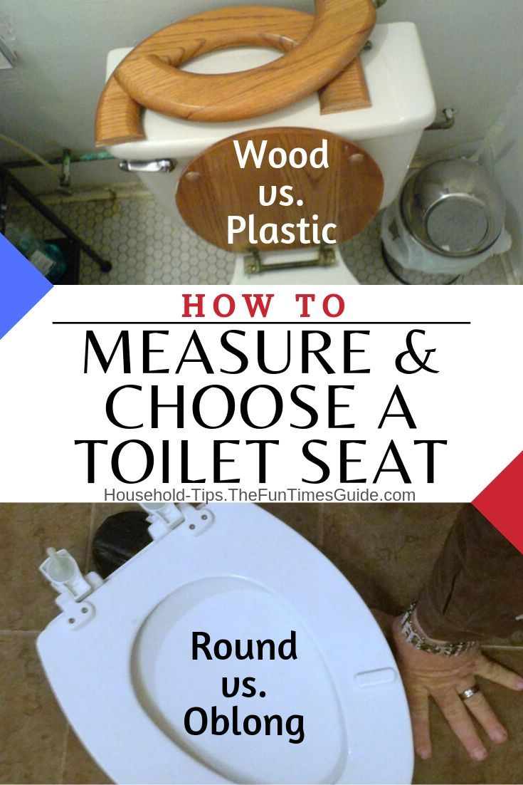Replacing A Toilet Seat? Here's How To Choose A Size