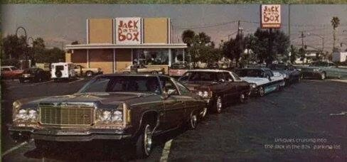 Uniques Pulling Into The Parking Lot Of Jack In The Box King Story Rd For A Photo Shoot With Lowrider Maga Lowriders San Jose California Chevrolet Caprice