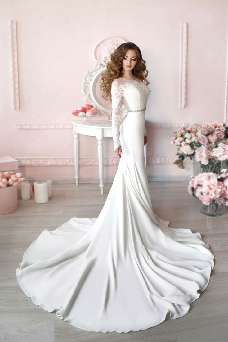 The top wedding dress collections trying to find the most recent