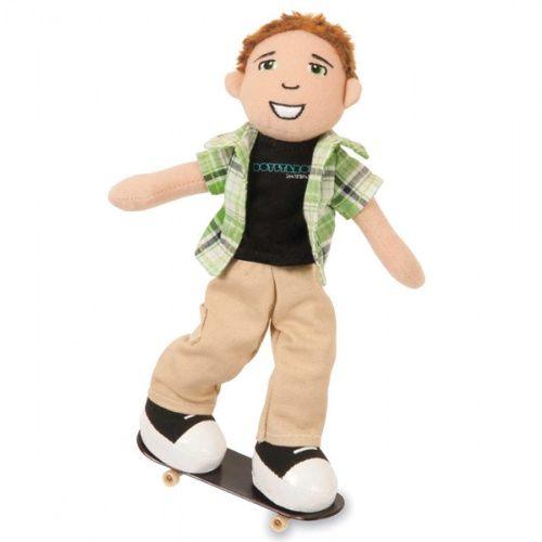 Boysterous Doll- Halfpipe Pete