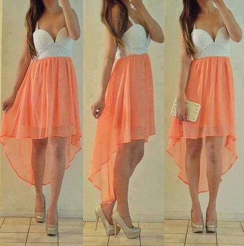 a77b4e892 Me encanta esta falda con cola de pato  3