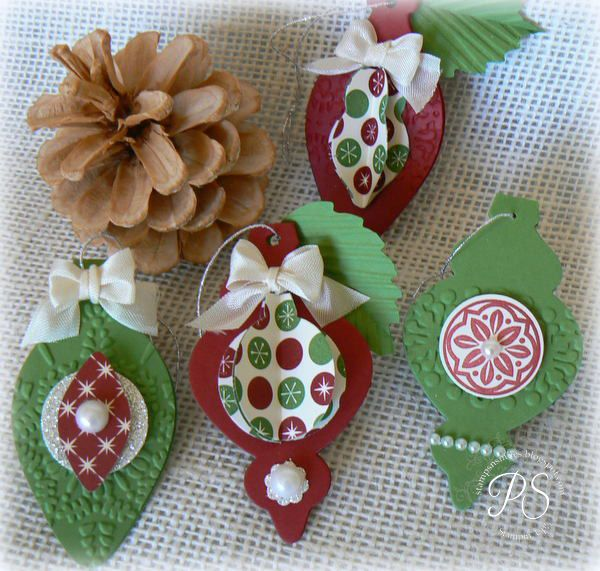 Keepsake gift tags open to reveal a sentiment stampsnsmilesblogspot