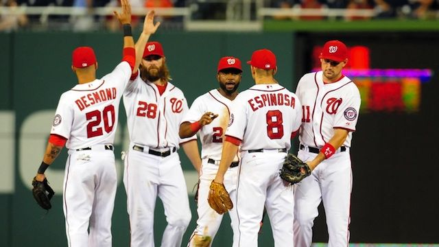 5 Washington Nationals Who Belong On The 2014 Nl All Star Team Washington Nationals All Star Team All Star