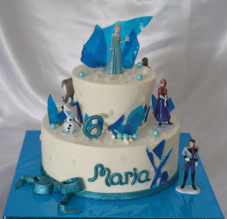 Disneys Frozen Cake Kids Parties Pinterest Disney s Cake
