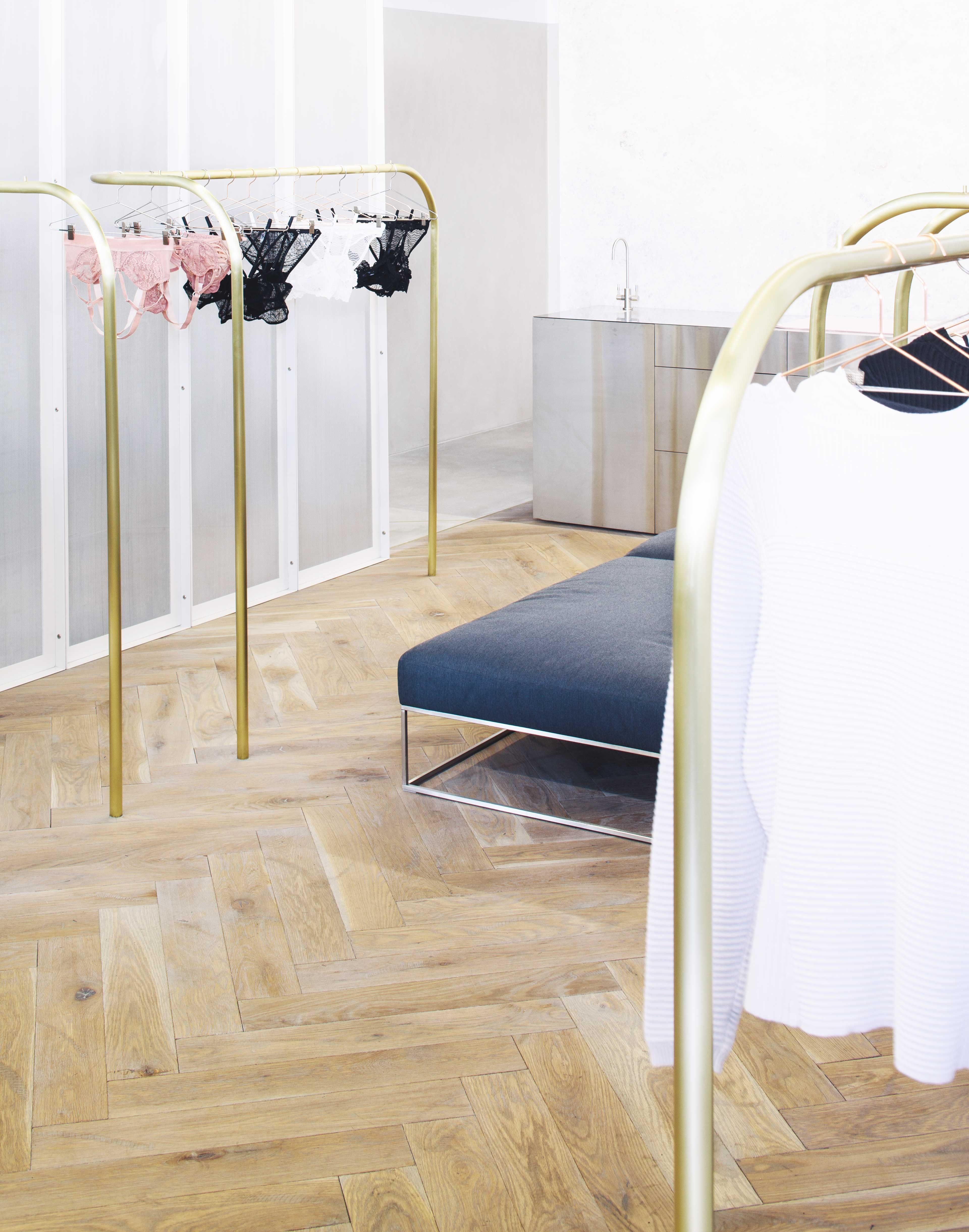 This New Zealand Lingerie Store is an Interior-Lovers Dream ...