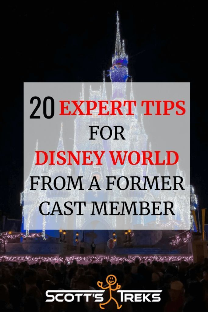 The Best Disney World Tips and Recommendations in 2020 | Scott's Treks