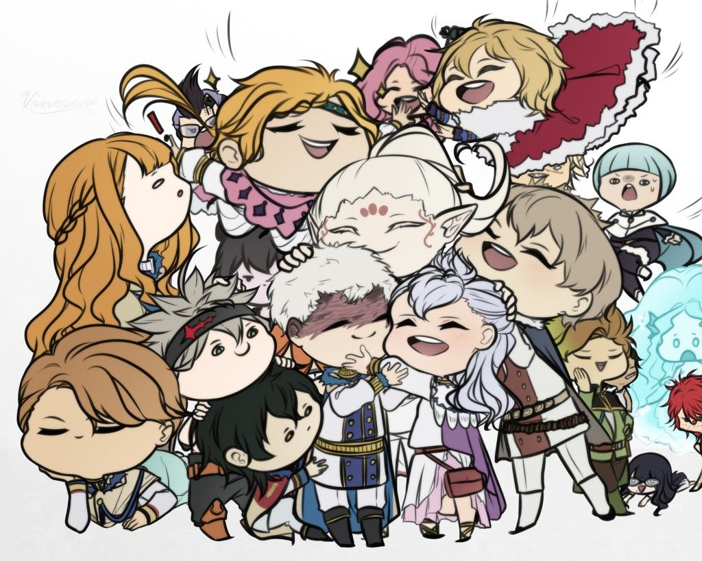 Pin By Muichirous Waifu On Black Clover In 2020 Black Clover Anime Black Bull Anime He is also a former captain of the grey deer squad. www pinterest co kr