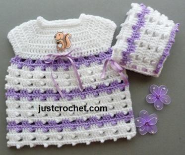 fjc102-Preemie Coat & Bonnet Baby Crochet Pattern | Craftsy