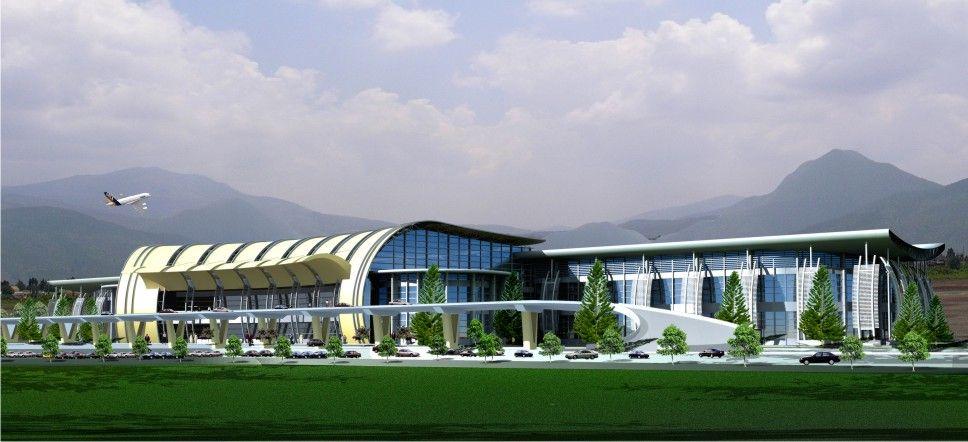 Hình ảnh cảng hàng không Liên Khương