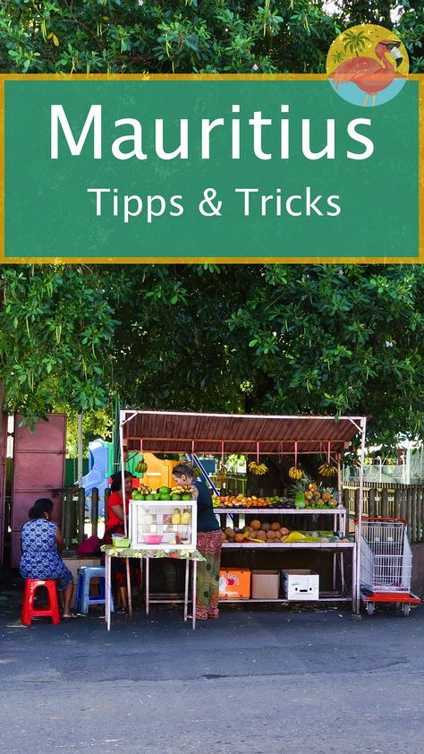 Mauritius Tipps & Tricks #tippsundtricks