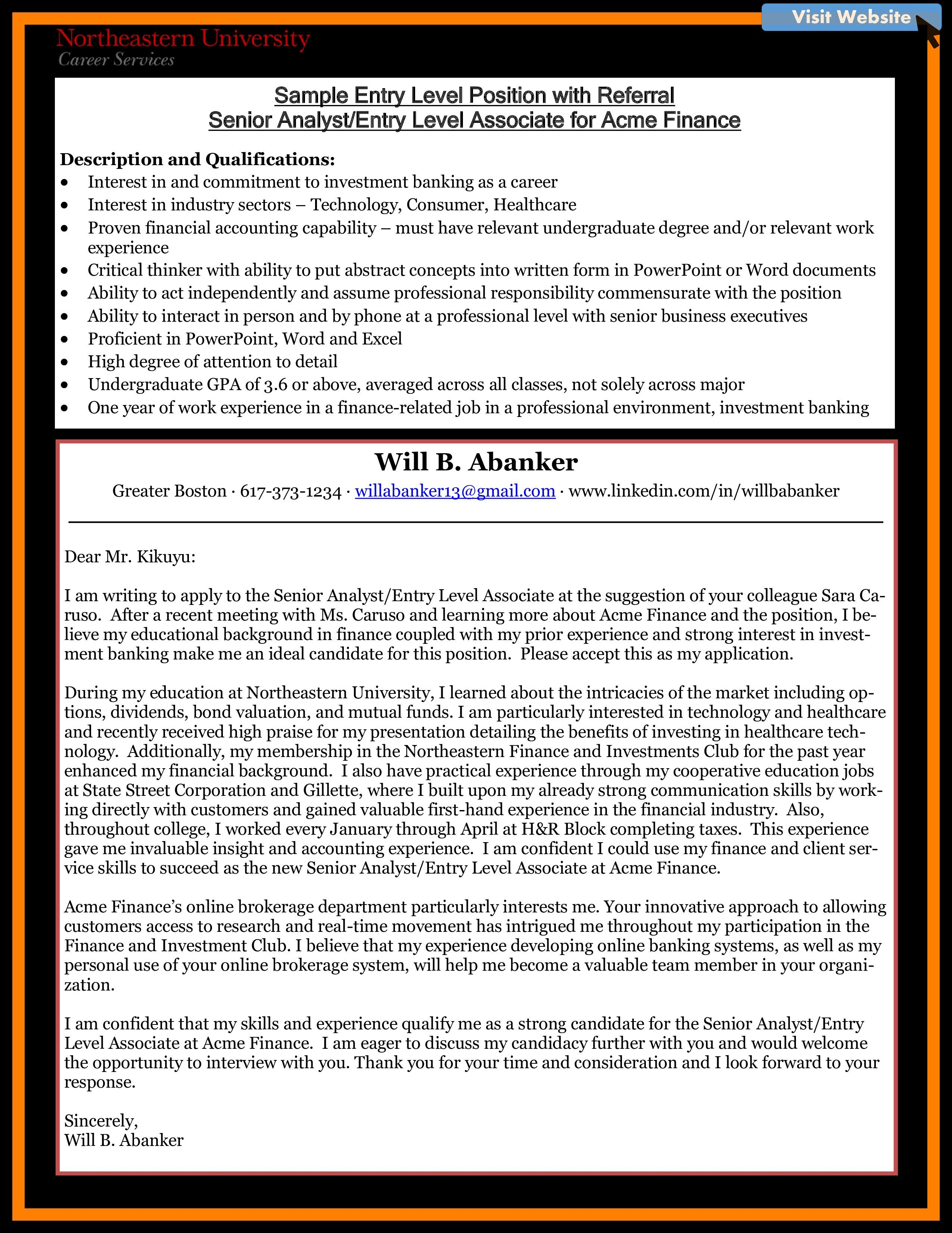 administration cover letter examples in 2020 Cover