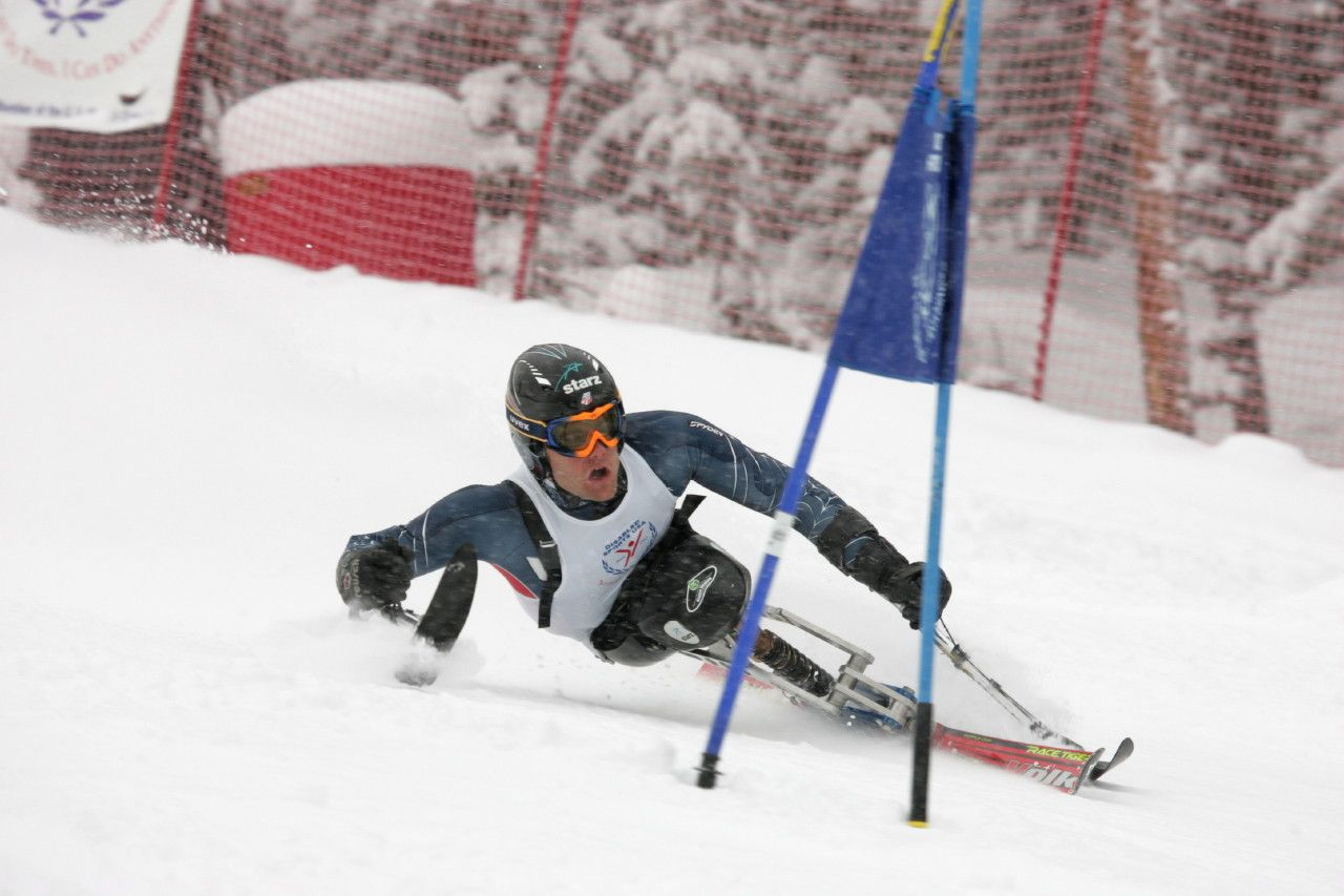 wheelchair skiing cheap glider rocking chair adaptive learn more about sports and