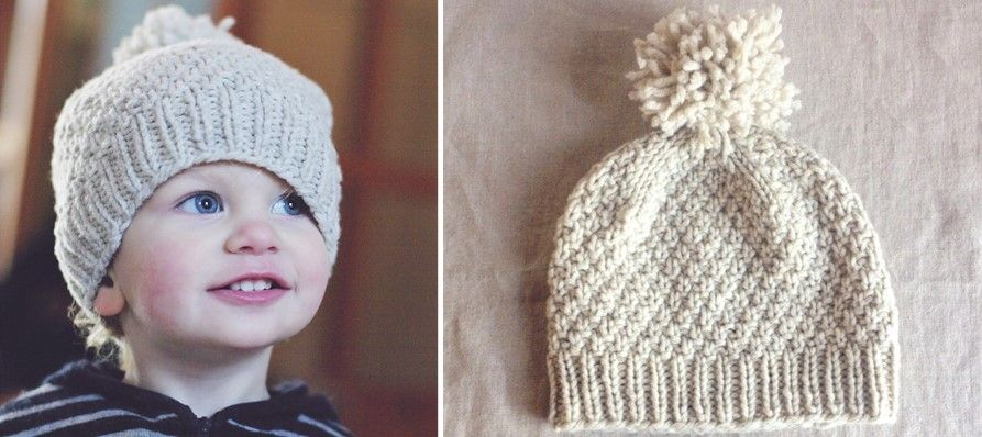 Knitted Beloved Hat For The Family [FREE Knitting Pattern] | wool ...