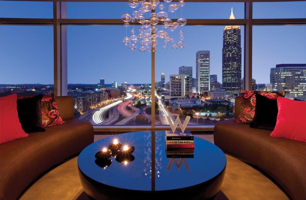 The Very Best Atlanta Luxury Hotels W Residences Homes Http