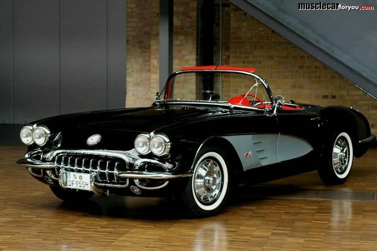Post Anything From Anywhere Customize Everything And Find And Follow What You Love Create Your Own Tu Classic Cars Muscle Classic Cars Chevrolet Corvette