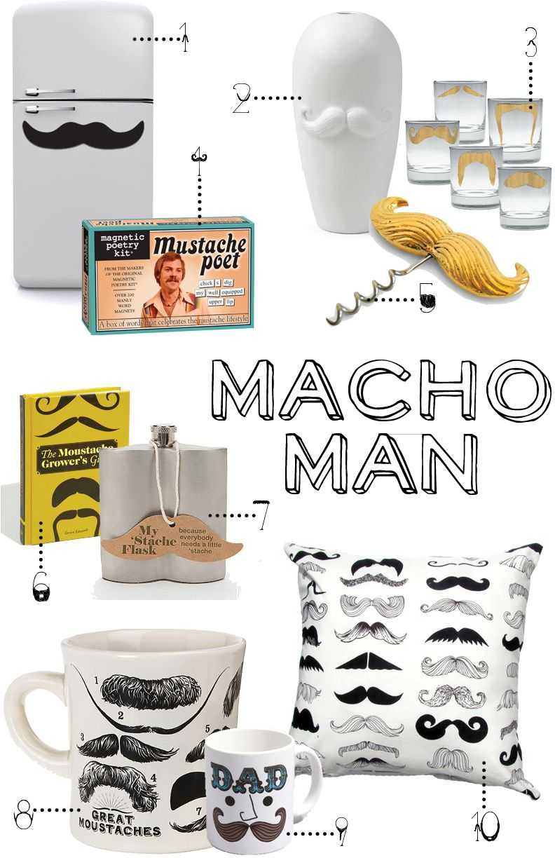Mustache Home Decor. Cute For A One Bedroom Mini Model Do One Manly And One