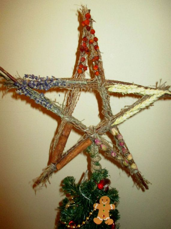 Reserved for Brittany. Five Blessings Yule by PositivelyPagan