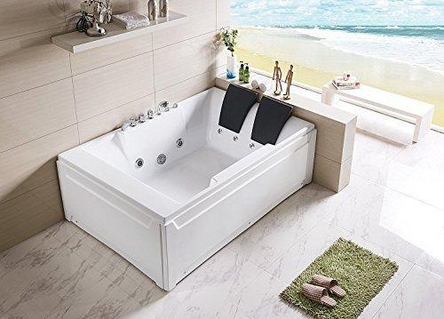 Empava 72 in 2019 | Master bath | Jacuzzi bathtub, Bathtub