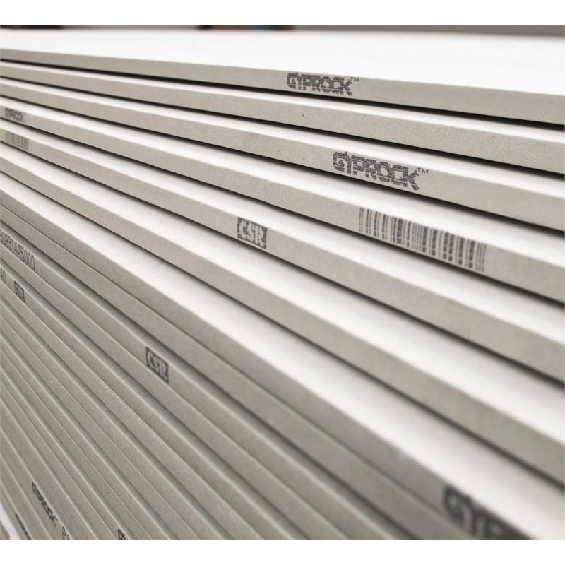 Gyprock Csr 2700 X 1200 X 10mm 3 24sqm Re Plasterboard Wall Gyprock Plasterboard Gyprock Ceiling