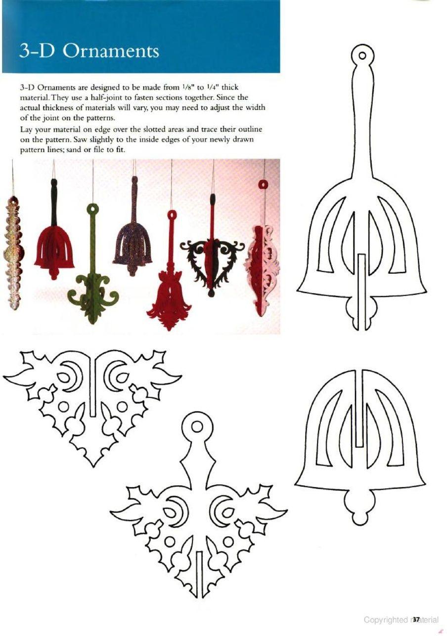 Plantillas (patrones) para caladora de banco | Plantillas ...
