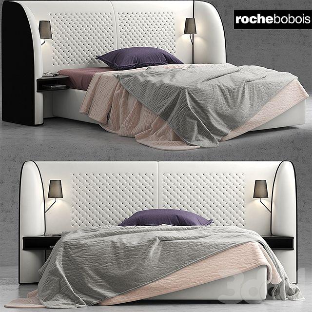 Кровать cherche midi bed roche bobois | modern-床 in 2019 | Bed ...