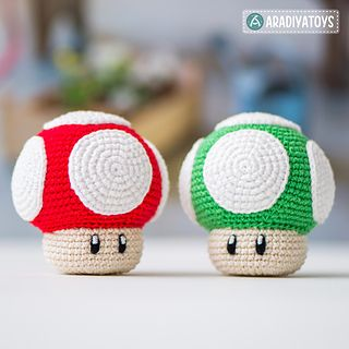 ✔️Gráfico de Amigurumi - Super Mario World ⭐🍄 - YouTube | 320x320