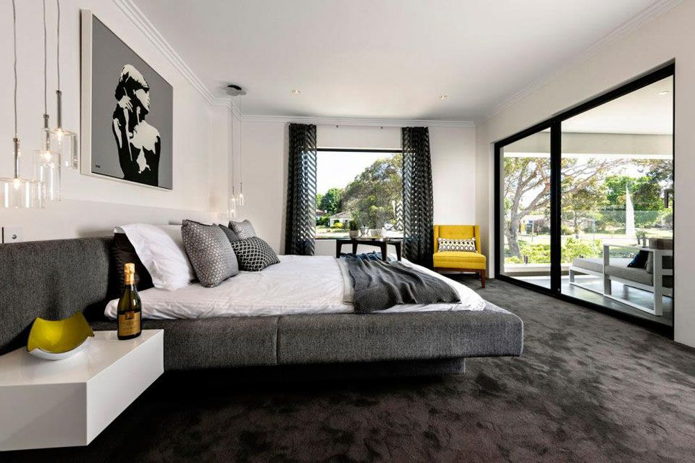 Master Bedroom Designs Australia 30 masculine bedroom ideas evoking style - http://freshome/30