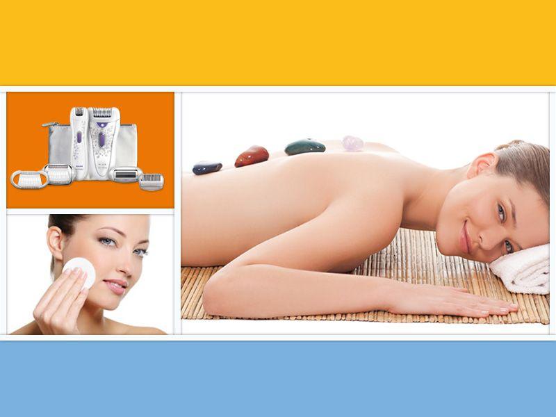 Cuida tu piel, cabello y belleza desde la comodidad de tu casa! Hacemos Clic!