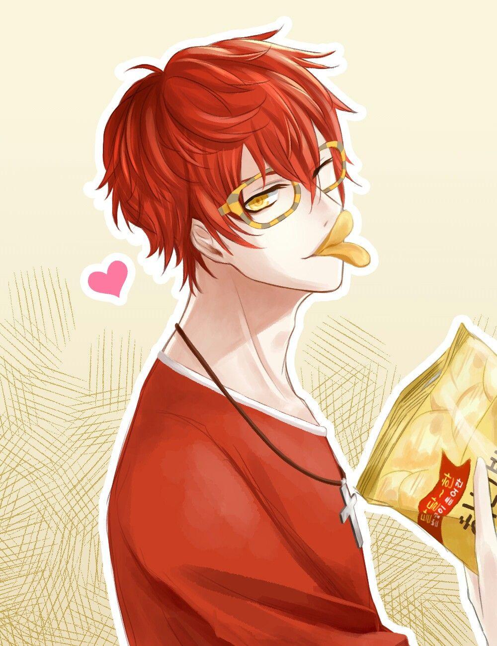 Seven o seveny Abrazo anime, Dibujos de anime, Dibujos