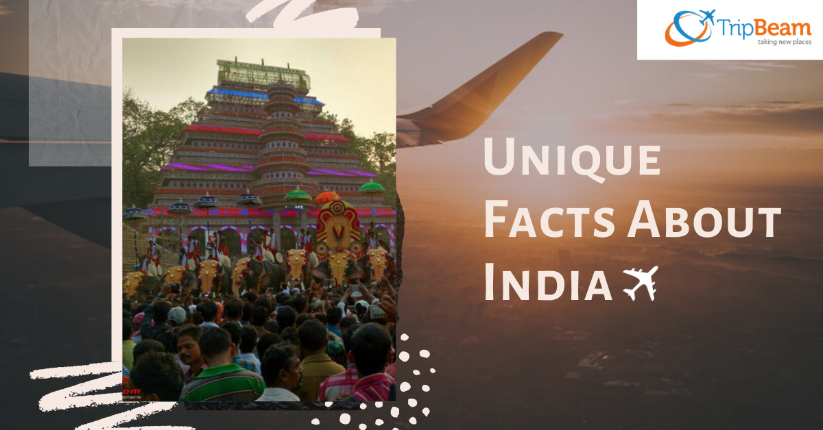 7 FACTS THAT MAKE INDIA SO UNIQUE! India is amongst the most famous tourist destinations in the world. Since the nation is blessed with geographical and cultural diversity. Read more! | india facts history #TravelToIndia #IncredibleIndia #uniqueIndia #TravelHack #TravelTips #travelexperience #ExploreIndia