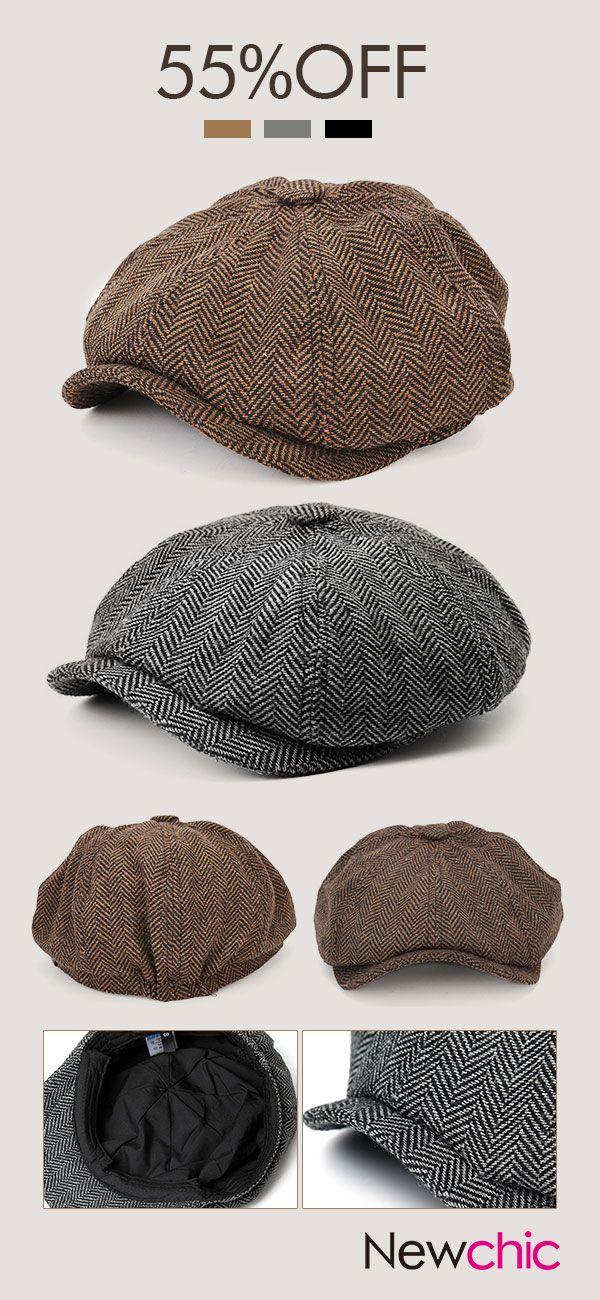 2a2194ae1c3  Online Shopping  Men Women Cotton Visor Beret Cap  Cabbie Hat  outdoor   casual  fashion  style
