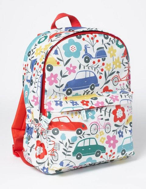 82b2905988 Zoom back to school with this patterned rucksack