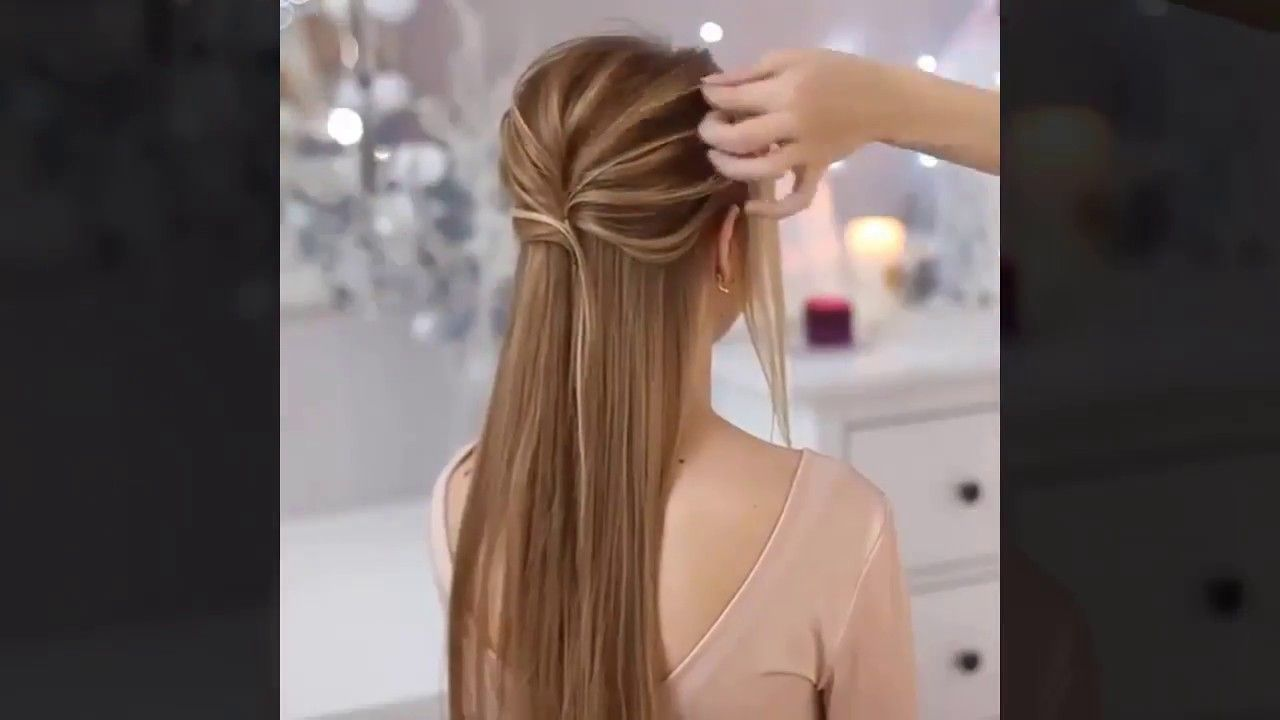 Simple u cute hairstyles easy girls hairstyles for everydaypart