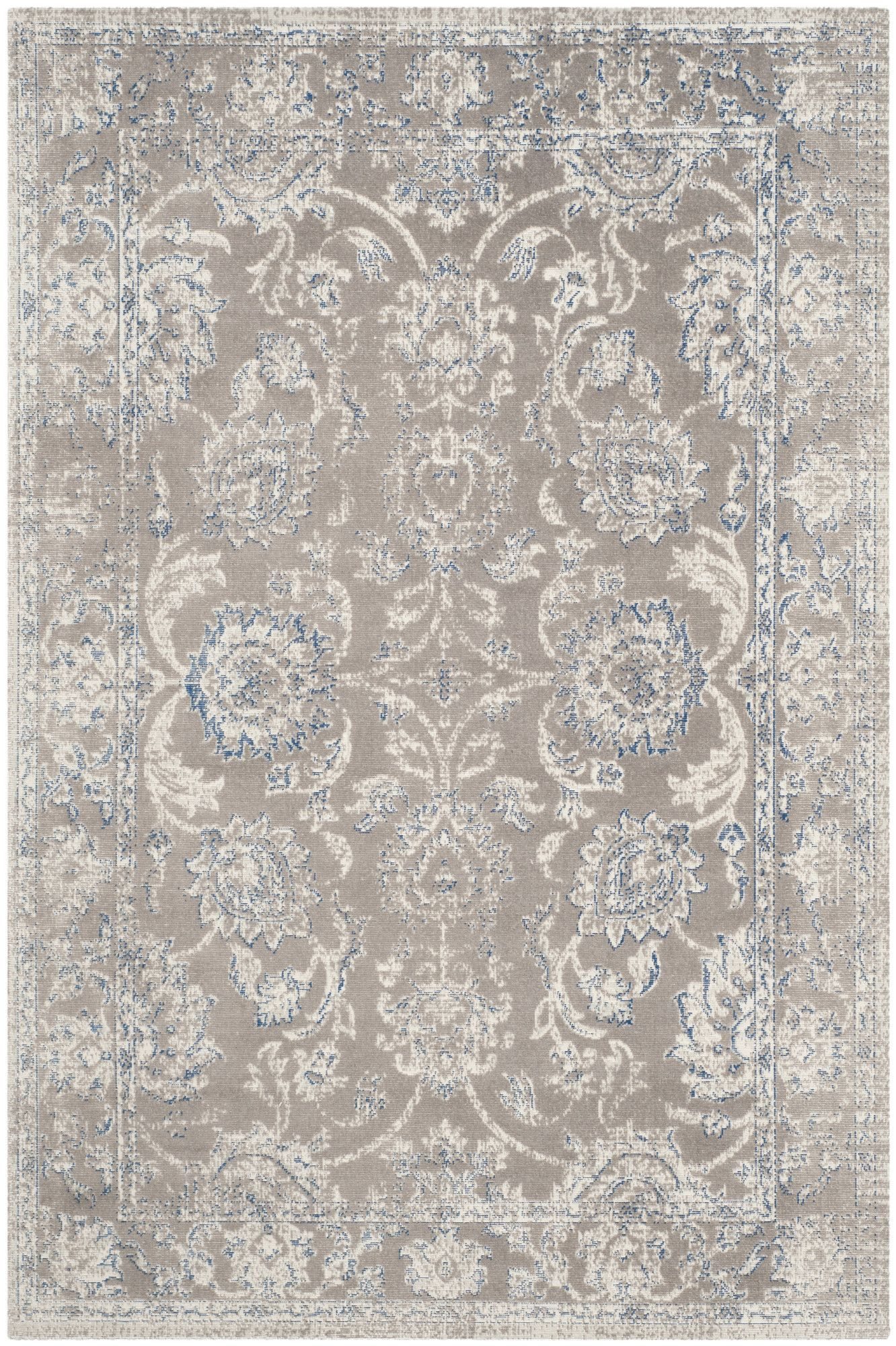 Taupe And Blue Area Rug Holiday Hours