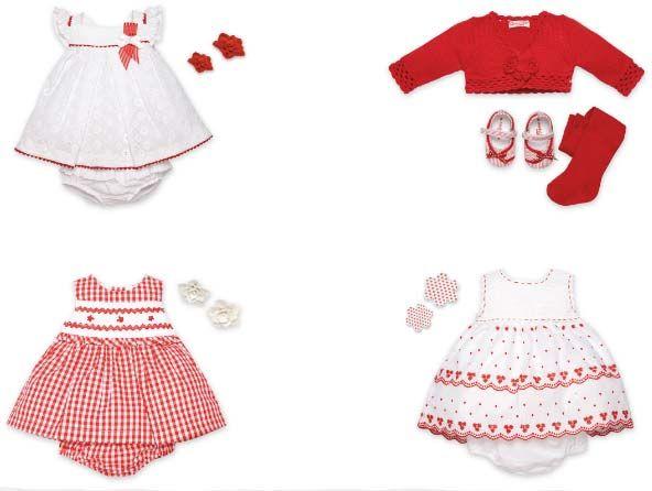 Modelos de vestidos para ninas recien nacidas