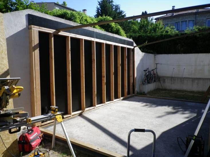 Marvelous Construction Du0027une Extension à Ossature Bois De 20m2 à Aix En Provence