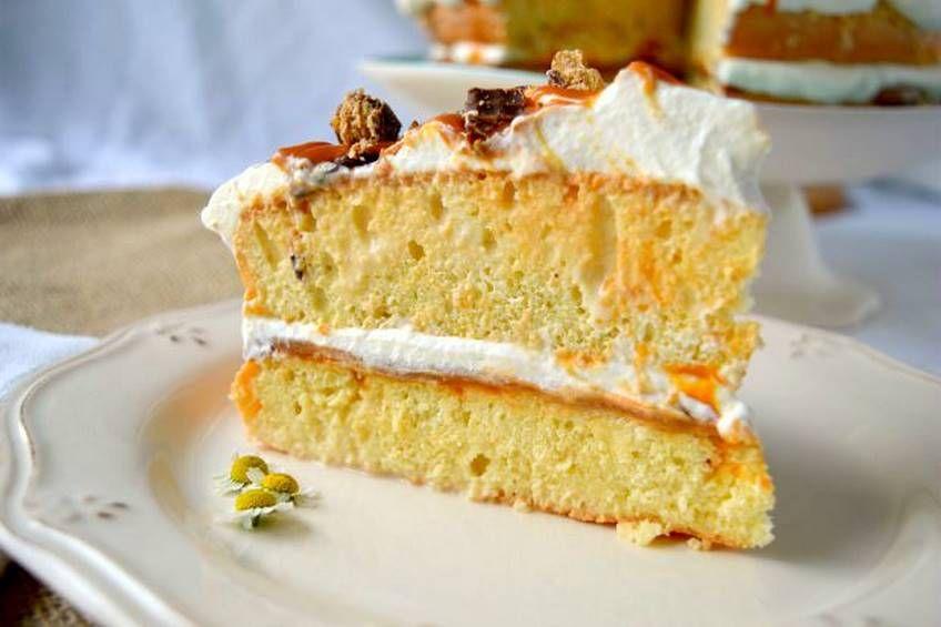 Esta tarta 5 leches es una ampliación de la tarta 3 leches, la he ...