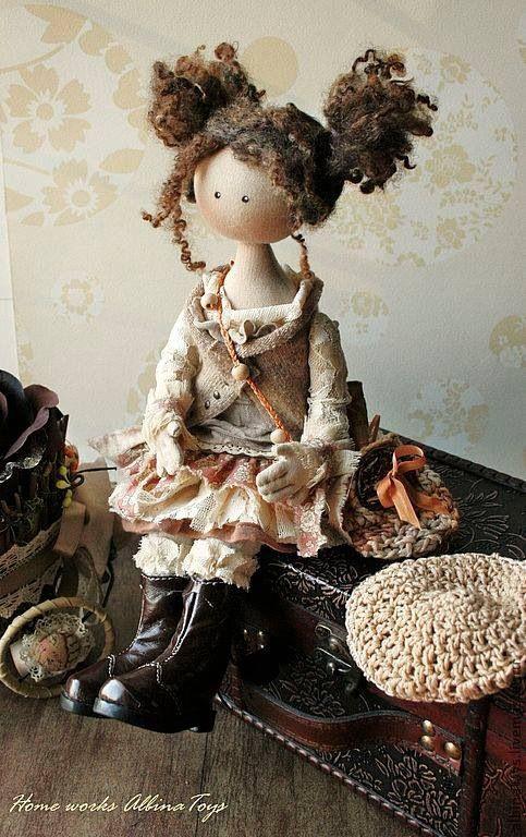 id ia boneca dolls puppen h keln puppen selber machen. Black Bedroom Furniture Sets. Home Design Ideas