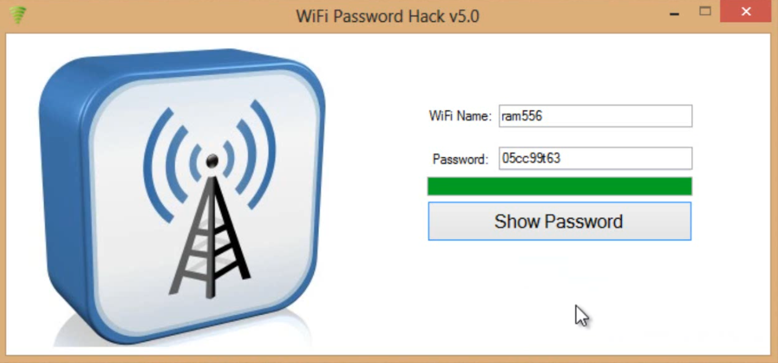 how to hack wifi password on laptop software