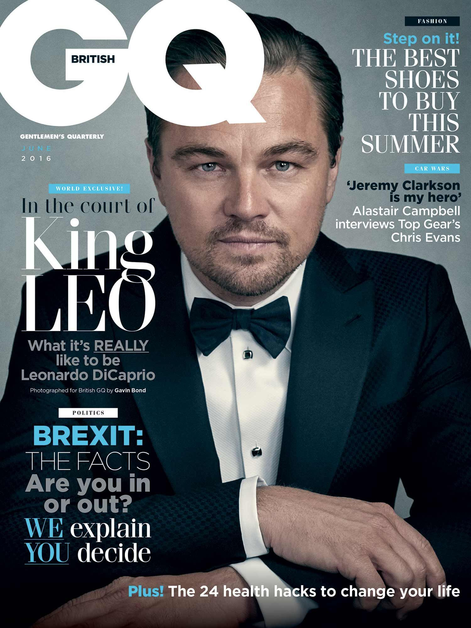 What it's really like to be Leonardo DiCaprio | Leonardo DiCaprio