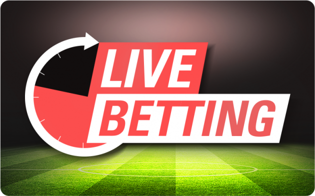 Live online betting