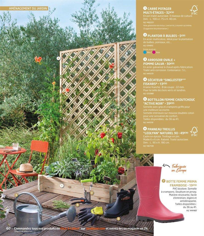 Catalogue et promotions de Jardiland | JARDIN | Catalogue, Jardins ...