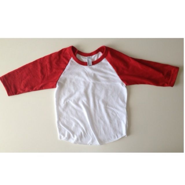 For your little cool guy! Found this NWT American Apparel 18-24 months baseball tee while shopping at Totspot iPhone app. Download Totspot from the app store. Shop and sell kids fashion easily.