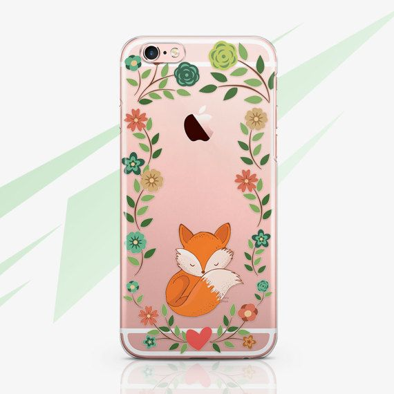 samsung s6 case fox