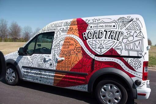 Pvs On Twitter Vehicle Signage Car Graphics Car Wrap