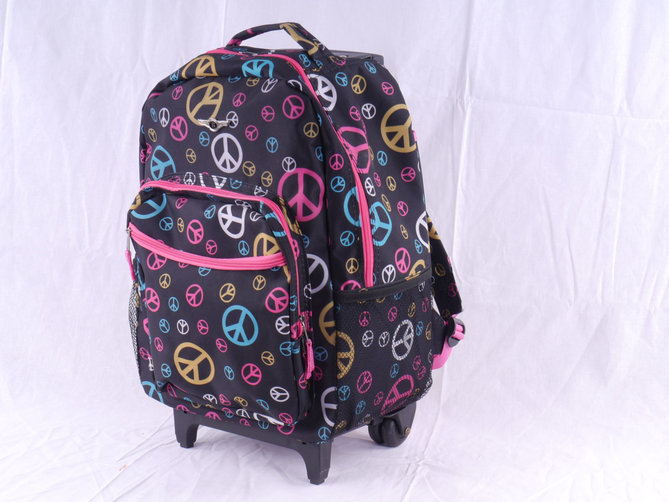 f4d3abf3e9bc Rockland Luggage 17 Inch Rolling Backpack, $19.99 | Babies & Kids ...