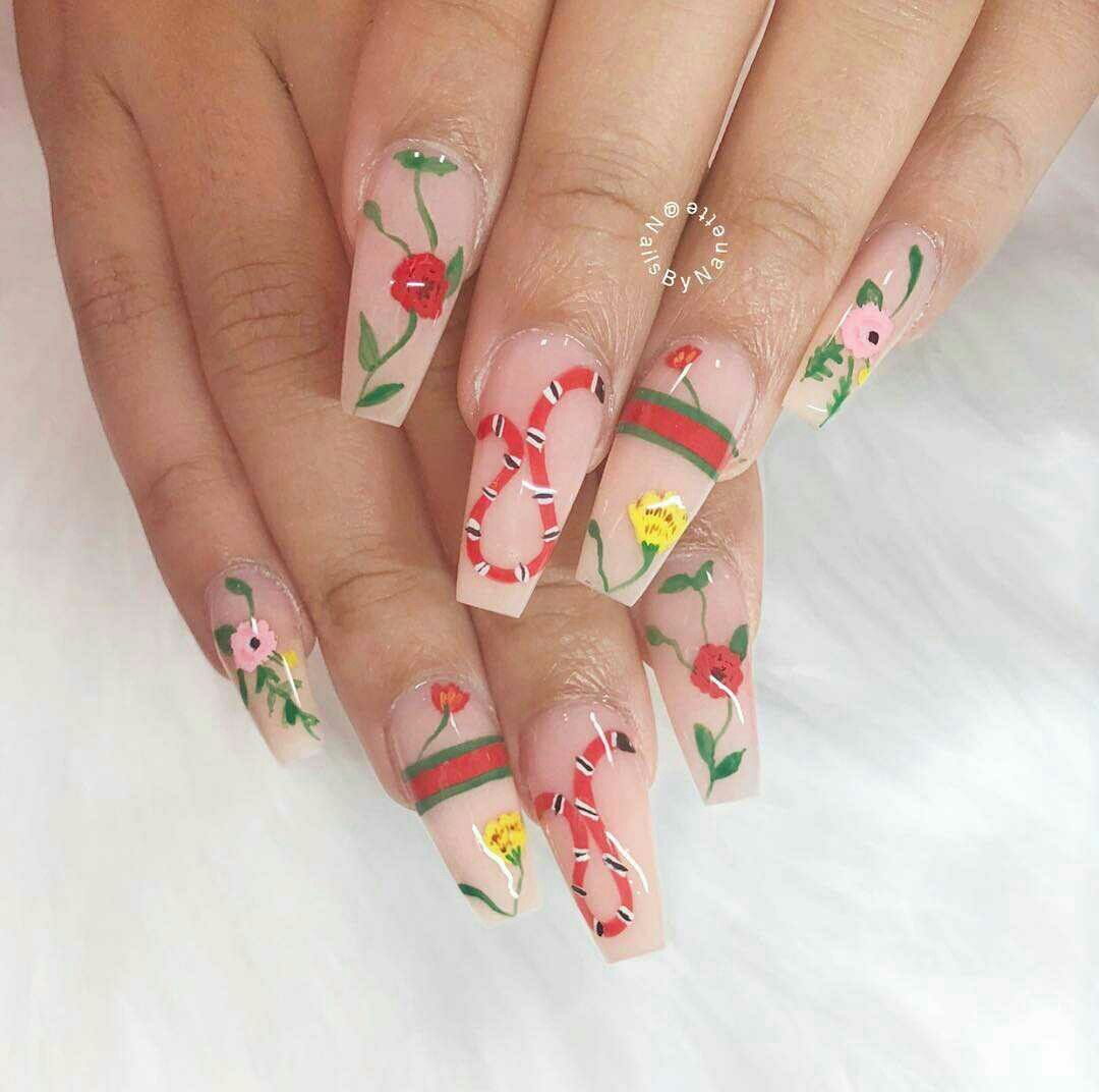 25 Nude Nails Designs to Try in 2021 - The Trend Spotter
